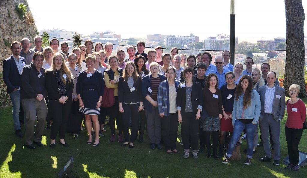 CoCA Group Pic Barcelona